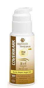 rayblock protector solar Covermark