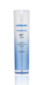 Hidratante Covermark acquamax Visage día Piel Normal